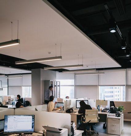 Kuo pasižymi modernūs biurai?