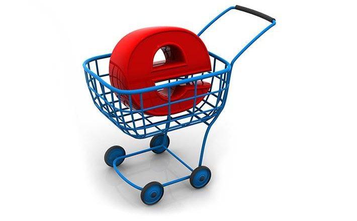 E-prekyba iš užsienio parduotuvių