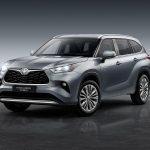 """Toyota"" Europoje pristato septynvietį ""Highlander"" SUV"