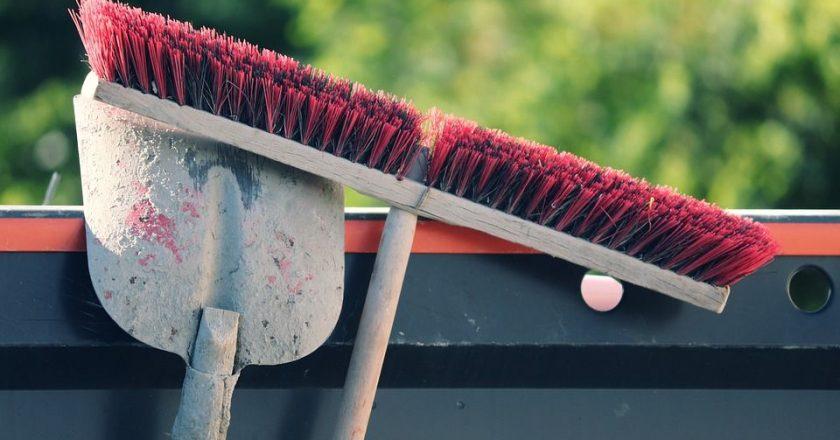 Neleiskite, kad jums keltų rūpesčių patalpų valymo darbai